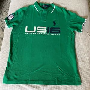 2016 Olympic Games polo shirt